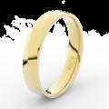 Prsten Danfil DLR3026 žluté zlato 585/1000 bez kamene povrch lesk