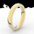 Prsten Danfil DLR3884 žluté zlato 585/1000 s bez kamene, povrch lesk