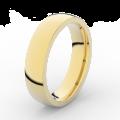 Prsten Danfil DLR3887 žluté zlato 585/1000 bez kamene povrch lesk
