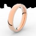 Zlatý dámský prsten DF 3951 z růžového zlata, s briliantem