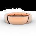 Prsten Danfil Diamonds DLR3498 růžové zlato 585/1000 bez kamene povrch lesk