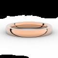 Prsten Danfil DLR3884 růžové zlato 585/1000 s bez kamene, povrch lesk