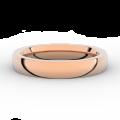 Prsten Danfil DLR3885 růžové zlato 585/1000 bez kamene povrch lesk