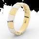 Prsten Danfil DLR3058 žluté zlato 585/1000 bez kamene povrch RH