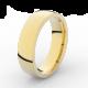 Prsten Danfil Diamonds DLR3498 žluté zlato 585/1000 bez kamene povrch lesk
