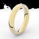 Prsten Danfil DLR3884 žluté zlato 585/1000 bez kamene povrch lesk